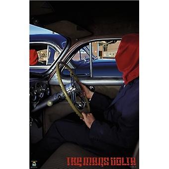 Mars Volta Poster Poster afdrukken
