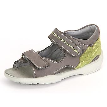Ricosta Jed Graphit Nubuck 3428300453   infants shoes