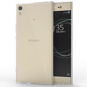 Sony Xperia XA1 Ultra (2017) Slim TPU Gel - Clear