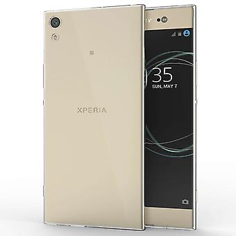 Sony Xperia XA1 Ultra (2017) schlanke TPU Gel - klar