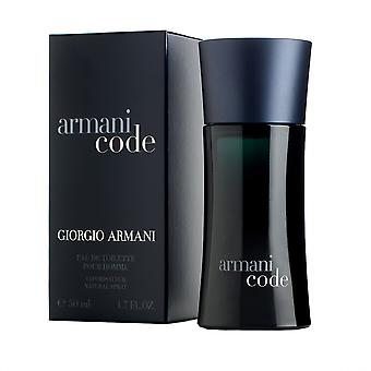 Armani Code homme de Armani 1.7 oz EDT Spray