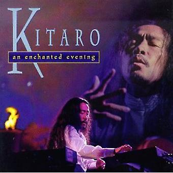 Kitaro - fortryllet aften [CD] USA import