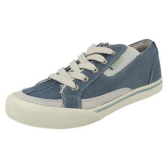 Mens Hi Tec Casual Pumps Harlestone
