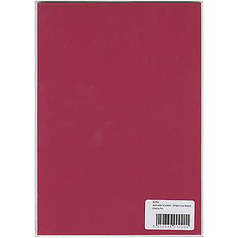 Hunkydory liebenswert bewertbare A4 Cardstock-Cherry Pie AS901
