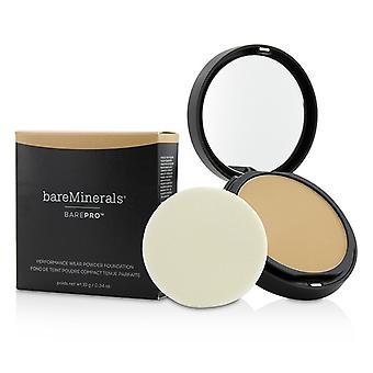 BareMinerals BarePro Performance Wear Powder Foundation - # 12 Warm Natural 10g/0.34oz