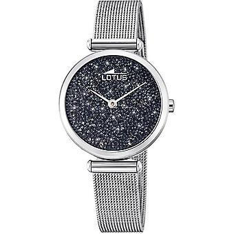 LOTUS - tendencia de las señoras reloj de pulsera - 18564/3 - bienaventuranza-