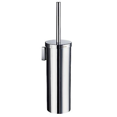 House Toilet Brush Wallmounted - Polished Chrome RK332