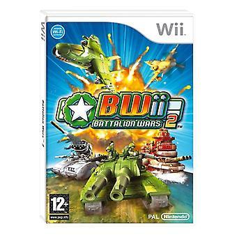 Battalion Wars II (Wii)