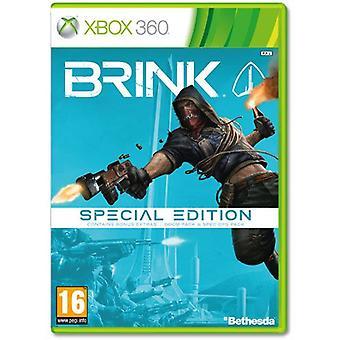 Brink specialudgave spil Xbox 360