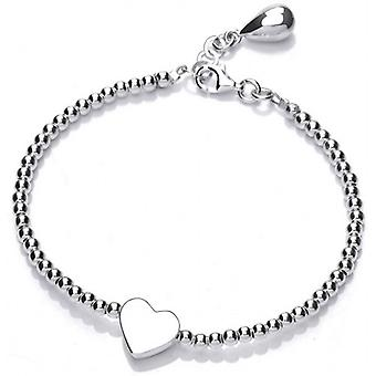 Cavendish French Karma Love Bracelet - Silver