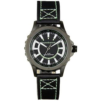 Reloj de pulsera de reloj Bruno Banani de Meros BR30022 analógica