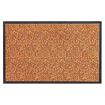 Dirt trapping mats floor mat door mats floor mat smart ochre