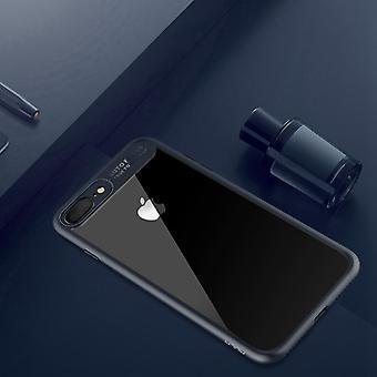 Original ROCK bumper case for Apple iPhone 7 plus / 8 plus bag cover case Blue new
