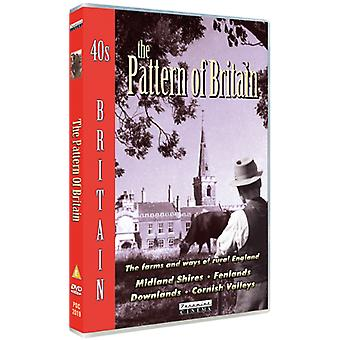 The Pattern of Britain DVD