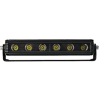 Anzo USA 861172 Back Up Light 6 in. Mini Flood Clear Lens Black Housing LED Clamp-on 9W/750 Raw Lumen Output Back Up Lig
