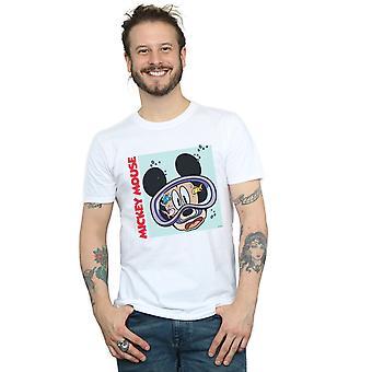 Disney mænds Mickey Mouse Under vand T-Shirt
