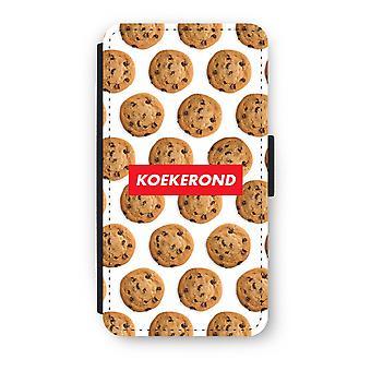 iPhone XS Case Flip - Koekerond
