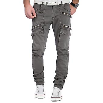 L.A.B 1928 men's trousers grey