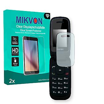 Bea-fon C200 Screen Protector - Mikvon Clear (Retail Package with accessories)