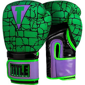 Title Boxing Infused Foam Training Boxing Gloves - Goliath