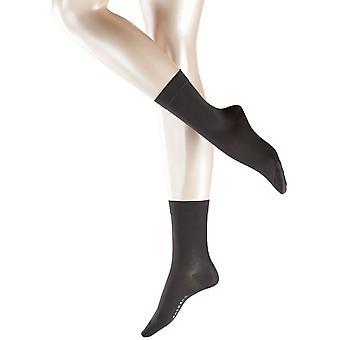 Falke Cotton Touch Socken - Anthrazit