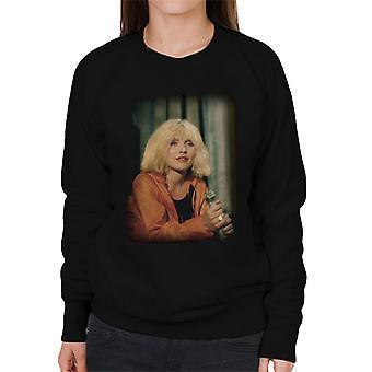 TV Times Debbie Harry Muppet Show 1981 Women's Sweatshirt