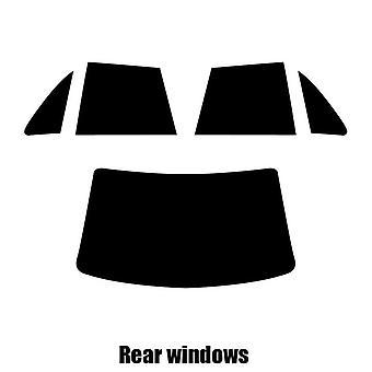 Pre corte tintado - Cadillac Sevilla - 1998 a 2004 - ventanas traseras