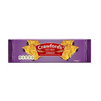 Crawfords Garibaldi Kekse