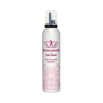 Fake Bake au-delà de Bronze auto bronzage Mousse 210ml