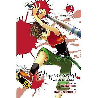 Higurashi When They Cry - v. 2 - Atonement Arc by Ryukishi07 - Karin Su