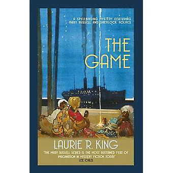 The Game by Laurie R. King - 9780749008581 Book