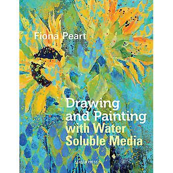 Zeichnung & malen mit Wasser löslich Medien von Fiona Peart - 97818444