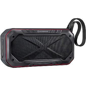 HyperGear Sound Storm All-Terrain HD Wireless Bluetooth Speaker - Black