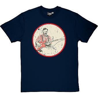 Camiseta Seasick Steve hombres