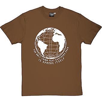 Sphäre selbst Herren T-Shirt