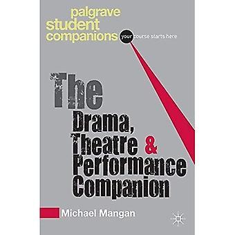 Dramatu, teatru i wydajności Companion