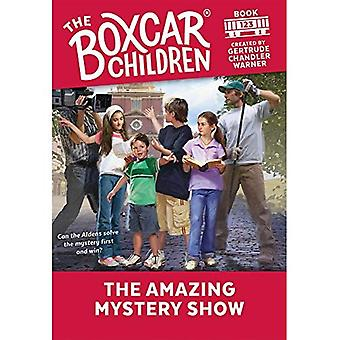 The Amazing Mystery Show (The Boxcar Children Mysteries #123)