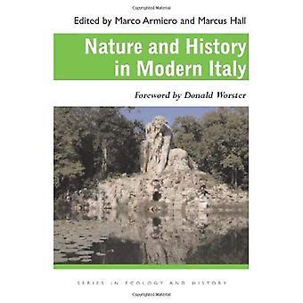Natur och historia i moderna Italien