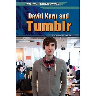 David Karp et Tumblr