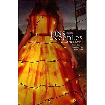 Pins and Needles: Stories (Awp Award Series in Short Fiction)