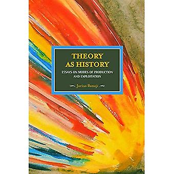 Théorie comme histoire