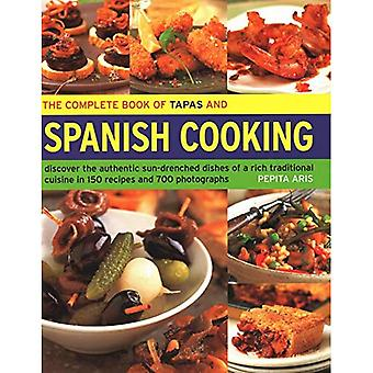 Spanish: Over 150 Mouthwatering Step-By-Step Recipes