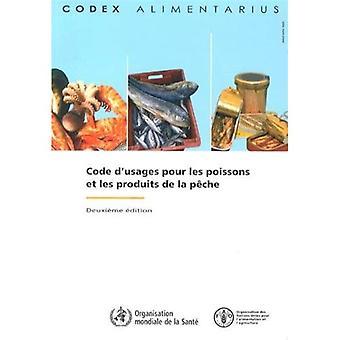 Code D'Usages Pour Les Poissons Et Les Produits de La Peche