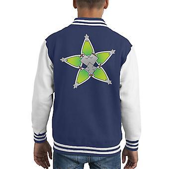 De harten van het Koninkrijk Wayfinder Ventus Kid's Varsity Jacket