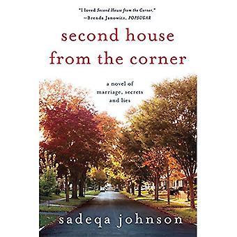 Andra huset från hörnet: en roman av äktenskap, hemligheter och lögner