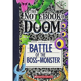 Battle of the Boss-Monster (Notebook of Doom)
