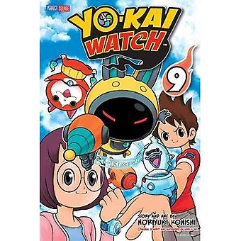 YO-KAI zegarek, Vol. 9 (Yo-kai Watch)