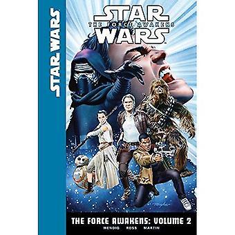 The Force Awakens: Volume 2 (Star Wars: The Force Awakens)