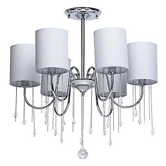 Glasberg - Chrome Six léger semi-affleuré avec nuances de gris et de cristaux 379018506
