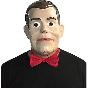 Slappy the Dummy Mask and bow-tie